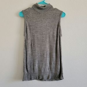 Vintage Designers Originals High Sleeveless Vest